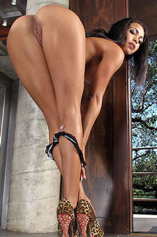 Perfect Ass Of Gulliana Alexis