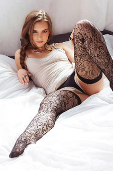 Mandy Kay Hot Playboy Girl In Stockings