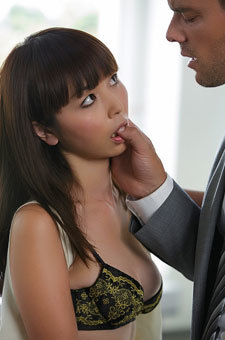 Sexy Asian Waitress Girl Will Be Fucked Hard