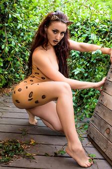 Nude Wildcat