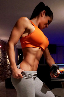 Real WorkOut With Michelle Lewin