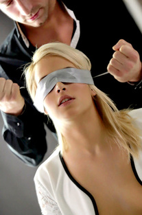 Ria Sun Fucked Blindfolded